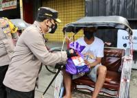 Polda Jateng Distribusikan 380 Ton Beras, Kapolda Minta Kapolres Bagikan Tepat Sasaran
