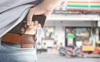 Viral Pria Bawa Pistol saat Adu Mulut dengan Warga di Jakbar, Ini Kata Polisi