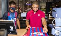 Lionel Messi Digoda David Beckham, Memphis Depay Tak Sabar Main Bareng La Pulga di Barcelona