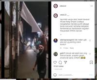 Kibarkan Bendera Putih, Warga Surabaya Menyerah Hadapi PPKM Darurat