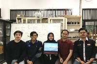 Mahasiswa Ini Ciptakan Radar Pelacak Benda untuk Keamanan Laut Indonesia