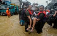 Filipina Banjir, 14.000 Orang Mengungsi ke Pusat Evakuasi
