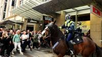 Kota-Kota di Australia Gelar Protes Anti 'Lockdown' Covid-19