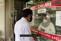 Percakapan Lengkap Jokowi, Apoteker dan Menkes soal Obat Terapi Covid-19 Kosong