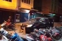 Mabuk-mabukan, Parto Mengamuk Rusak Belasan Motor dan Mobil