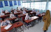 PPKM Level 4 Baru Dimulai, Belajar Tatap Muka Dihentikan