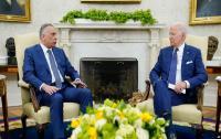 Biden dan PM Irak Sepakat Akhiri Misi Tempur AS di Irak