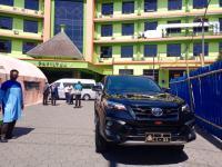 Pasien Covid-19 Dirawat di Tenda dan Mobil, RSSA Malang Siapkan Perluasan IGD
