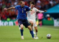 Ikuti Cristiano Ronaldo, Giorgio Chiellini Resmi Bertahan di Juventus