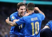 Bersinar di Piala Eropa 2020, Federico Chiesa Kalahkan Sinar Cristiano Ronaldo?