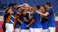 Kalahkan Arab Saudi 3-1, Brasil ke Perempatfinal Olimpiade Tokyo 2020