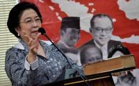 """Megawati """"Sentil"""" Daerah yang Sangat Lambat Tangani Bencana"""