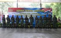 Kasal Pimpin Sertijab 6 Jabatan Strategis TNI AL