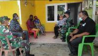 Pria Korban Penganiayaan Oknum TNI AU Diberi Babi dan Bantuan Sembako