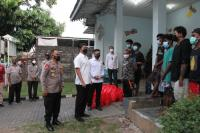 Alumni Akpol 91 Batalyon Bhara Daksa Berikan Bantuan kepada Mahasiswa Papua di Semarang