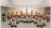 UNY Raih Emas di Kompetisi Paduan Suara Italia