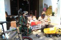 Ghifari Kehilangan Orangtuanya Akibat Covid-19 Dapat Tabungan Pendidikan & Sepeda dari Jokowi