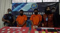 Kabur hingga Naik Plafon, 2 Bandar Sabu Jaringan Lapas Ditangkap