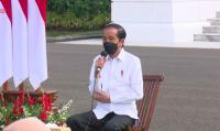 Presiden Jokowi Blakblakan Alasan Tidak Lakukan Lockdown