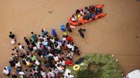 AS Kecam Pelecehan dan Intimidasi terhadap Wartawan Asing yang Meliput Banjir di China
