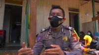 Polisi Ini Siapkan Rumahnya sebagai Tempat Isolasi Mandiri, Tampung Belasan Santri