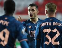 Granit Xhaka Dilirik AS Roma, Arsenal Buru-Buru Tawarkan Kontrak Jangka Panjang
