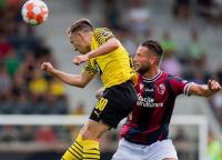 Dortmund Libas Bologna di Pramusim, Reus Beberkan Kunci Sukses