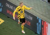 Sambut Donyell Malen, Erling Haaland Indikasikan Bertahan di Dortmund