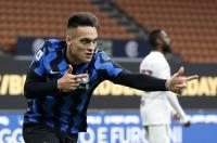 Dilirik Arsenal, Lautaro Martinez Setia pada Inter Milan