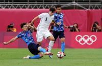 Lewat Adu Penalti, Timnas Jepang Susah Payah Tundukkan Selandia Baru di Perempatfinal Olimpiade Tokyo 2020