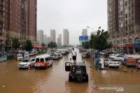 Kota di China Ini Dilanda Covid-19 Delta di Tengah Pemulihan Bencana Banjir