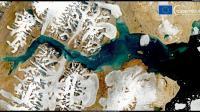 Gawat! Gelombang Panas Sebabkan Lapisan Es Greenland Mencair