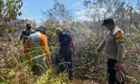 Karhutla 1,6 Hektare di Penajam Paser Utara Padam