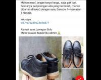 Kisah Pilu Ayah Barter Sepatu Kesayangan Demi Susu Anak di Tengah Pandemi Covid-19