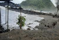 BPBD Minta Warga Kebumen Waspadai Gelombang Tinggi Pantai Suwuk
