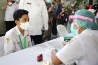 Kadisdik : 80 Ribu Pelajar SMP di Bekasi Siap Divaksin