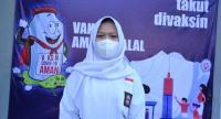 Ikut Vaksinasi TNI AL, Siswi SMK Ini Harapkan Dapat Terhindar dari Covid-19