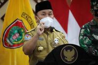 Berlakukan PPKM Level 4 dan 3, Gubernur Kalteng Berikan Sejumlah Arahan