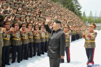 Kritik Perintah Kim Jong-un Beri Beras pada Rakyat, Perwira Tinggi Korut Ditembak Mati