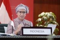 Indonesia, AS Perkuat Kerja Sama Atasi Pandemi dan Stabilitas Kawasan
