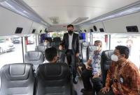 Mulai Besok, Pemkot Bogor Uji Coba Bus Listrik Gratis Selama Satu Bulan