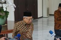 Lantik Pamong Praja IPDN, Wapres Ma'ruf: Jangan Berorientasi Kejar Jabatan Struktural!