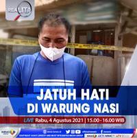 Jatuh Hati di Warung Nasi, Selengkapnya di Realita Rabu Pukul 15.00 WIB