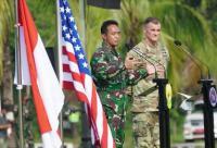 Prajurit TNI dan Ratusan US Army Latih Tempur Bersama di Balikpapan