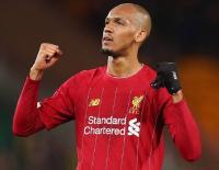 Resmi Perpanjang Kontrak di Liverpool hingga 2026, Fabinho Senang Bukan Main