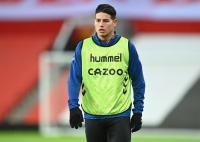 Tidak Terpakai, Everton Siap Jual James Rodriguez