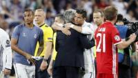 Pernah Rindu Carlo Ancelotti, Cristiano Ronaldo Balik ke Real Madrid?
