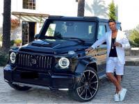 Pamer Mobil dari Georgina Rodriguez, Tanda Cristiano Ronaldo Pindah ke Real Madrid?