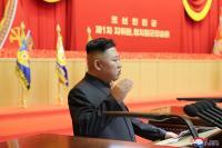 Terlihat dengan Perban Misterius, Media Korsel Sebut Kim Jong-un dalam Keadaan Sehat