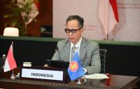 Indonesia Soroti Kesenjangan Akses Vaksin Covid dalam Pertemuan ASEAN dengan Negara Mitra